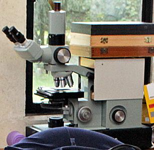 Watson Hilux 70 microscope