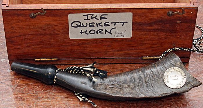 Quekett horn