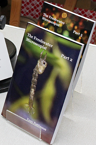Tony Pattinson's books