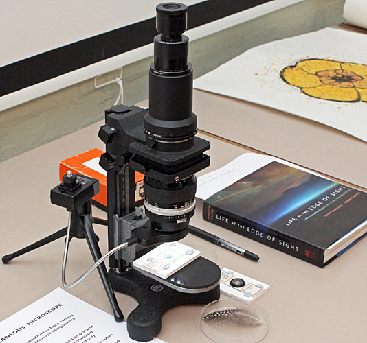 Duncan Edmonds' miscellaneous microscope