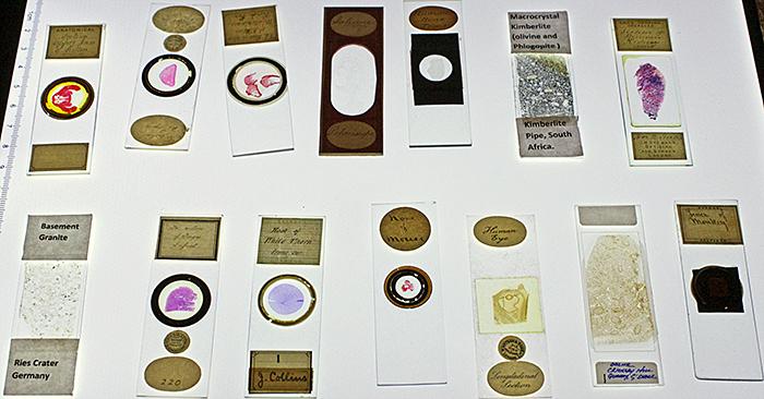 Dennis Fullwood's slides