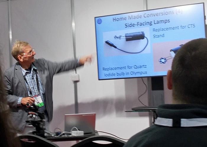 Jeremy Poole's presentation