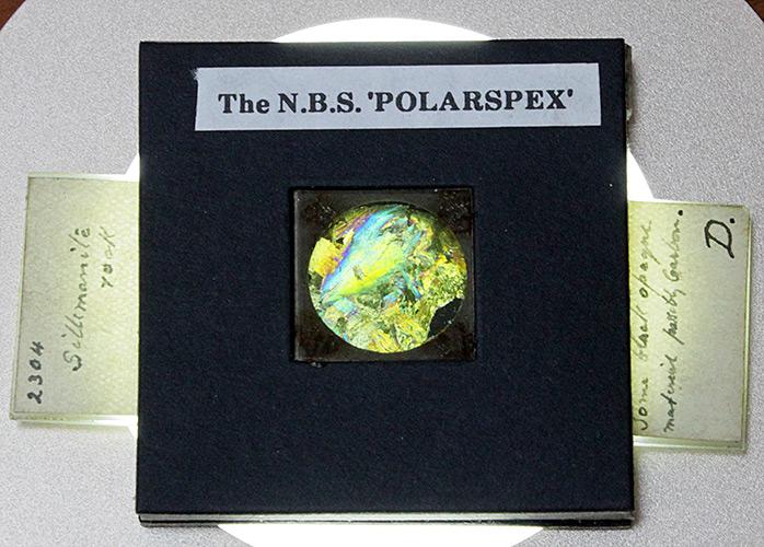 The N.B.S. 'POLARSPEX'