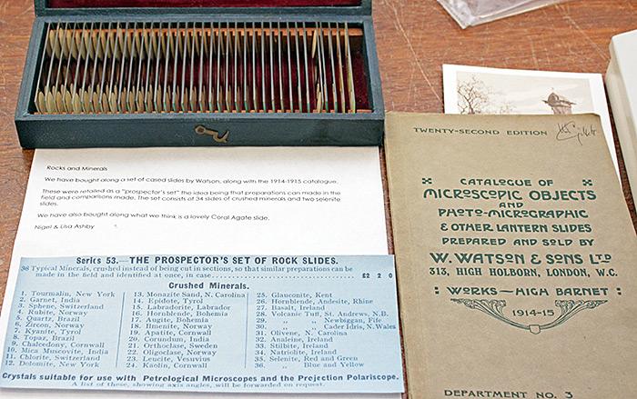 The Prospector's Set of Rock Slides