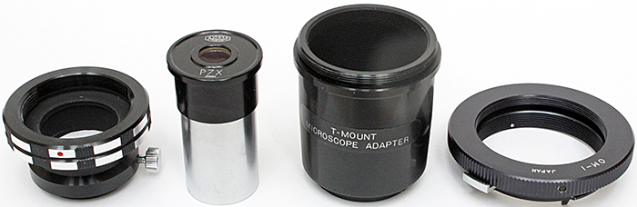 Simple camera adapter