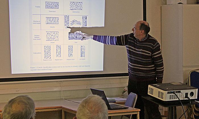 Chris Thomas's presentation