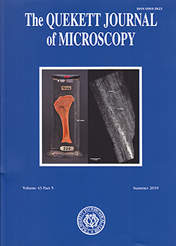 Cover of Summer 2019 Journal