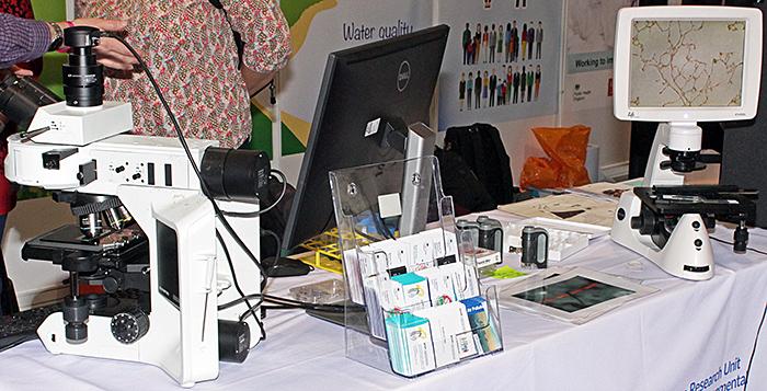 NIHR microscopes