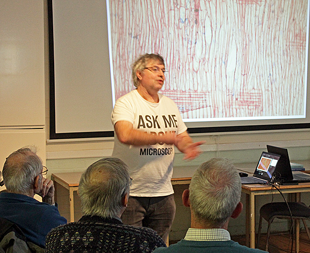 Robert Ratford's presentation
