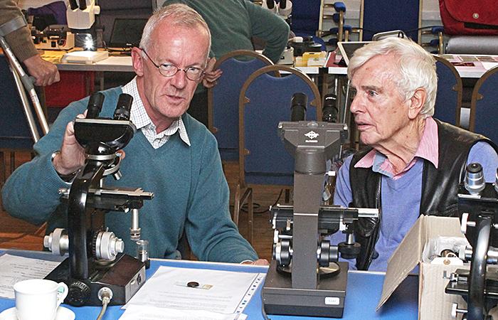 Tim Newton and Ron Cushing