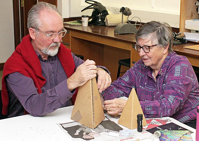 John Tolliday and Joan Bingley