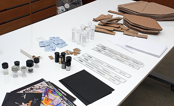 Materials for making microscopes
