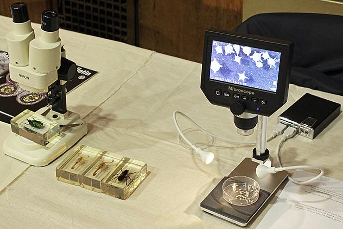Small microscopes