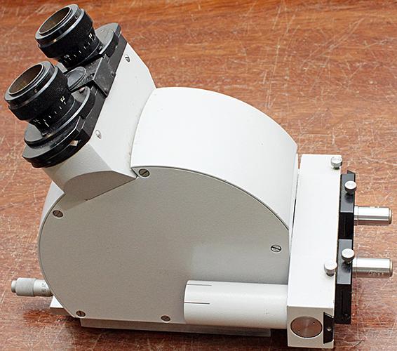 Carl Zeiss comparison microscope