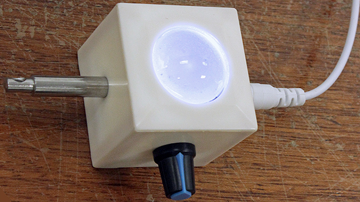 LED replacement for microscope mirror