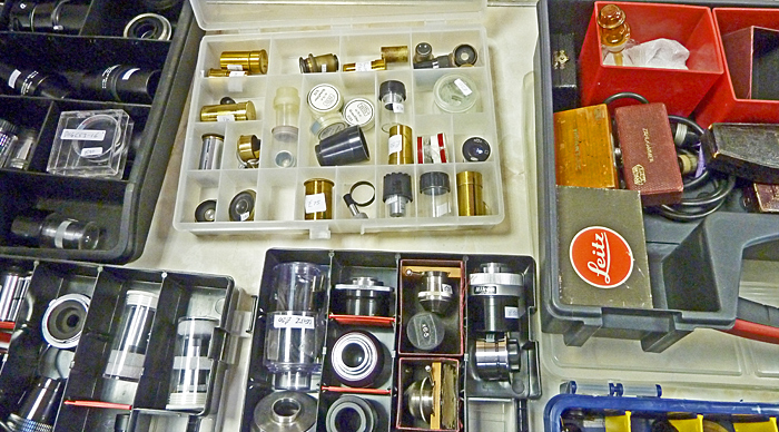 John Millham's accessories
