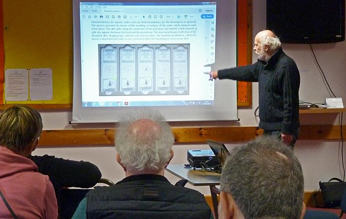 Steve Gill's presentation