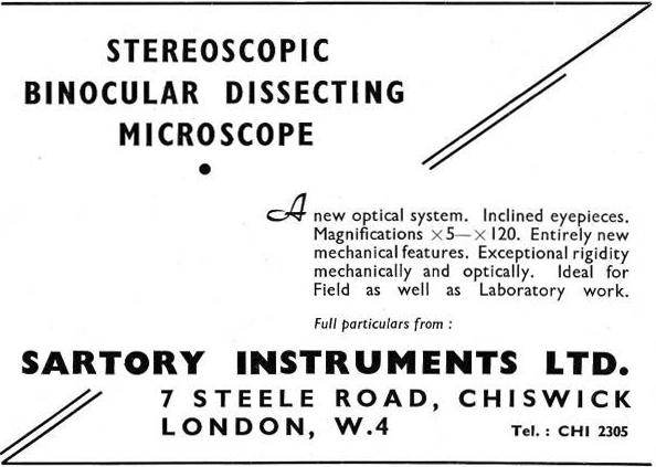 Sartory Instruments Figure 2