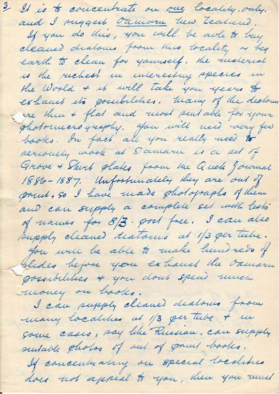 Letter from 11th September 1940, page 3
