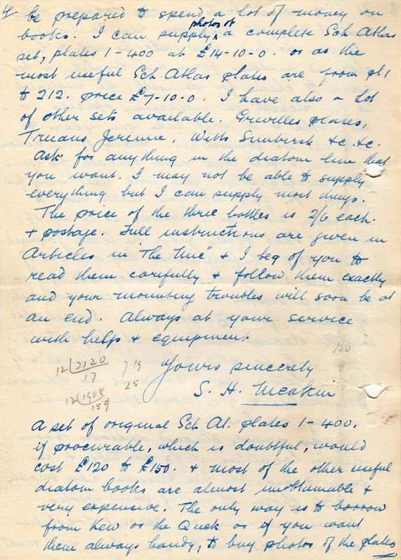 Letter from 11th September 1940, page 4