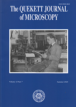 Cover of Summer 2020 Journal