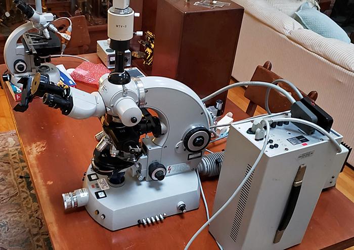 Zeiss Photomicroscope III