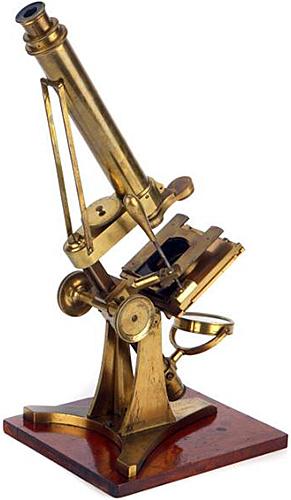 James Smith microscope