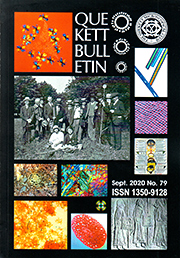 Bulletin September 2020 front cover