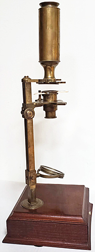George Adams Improved Double and Single Microscope