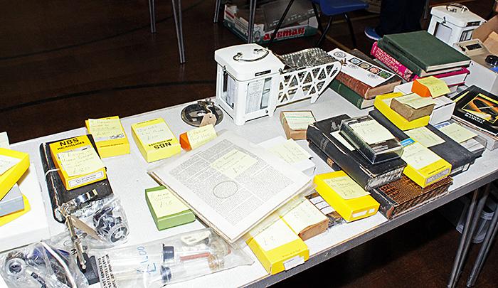 Phil Greaves' slide sets, books, etcetera